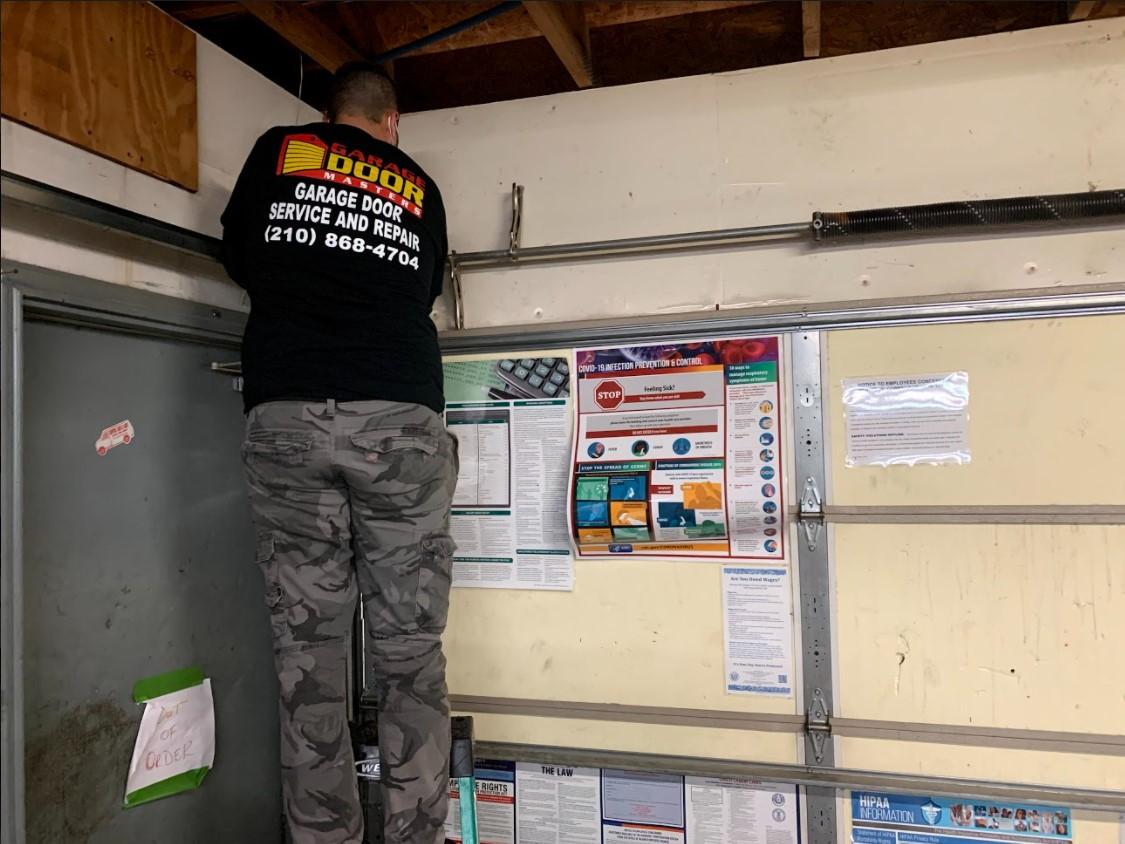 Garage Door Services New Braunfels
