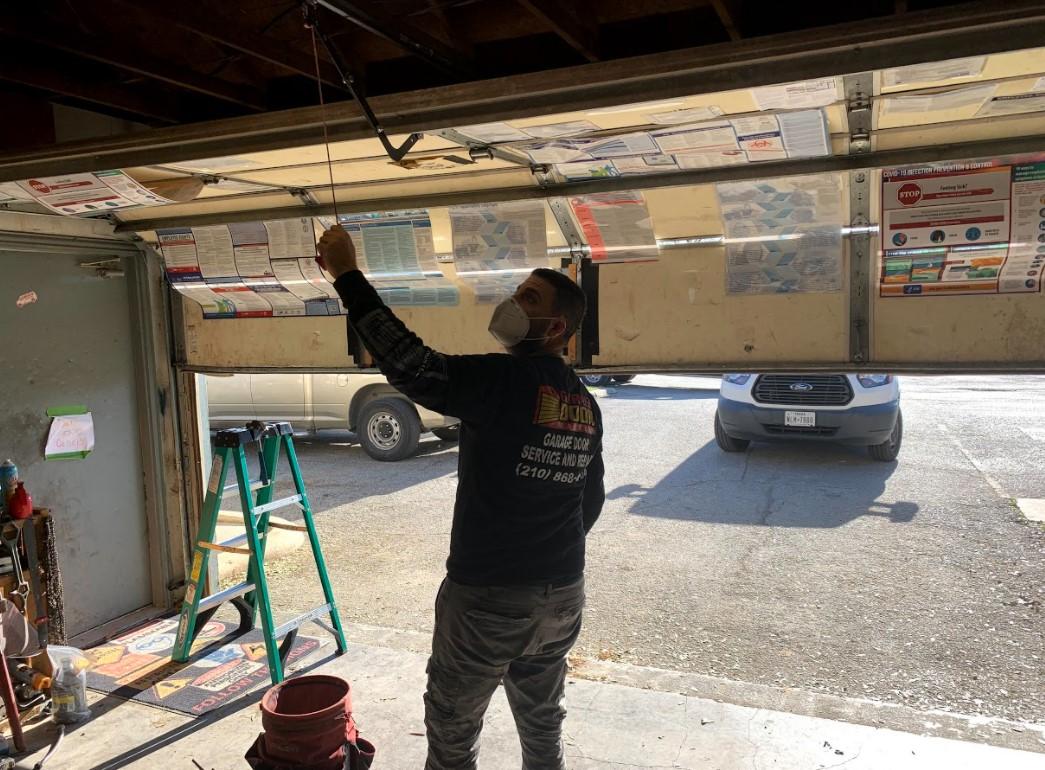 Garage Door Services San Antonio